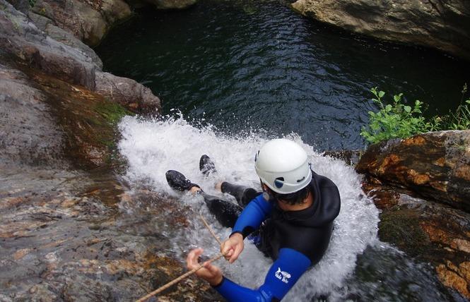 Horizon - Millau canyoning 2 - Millau
