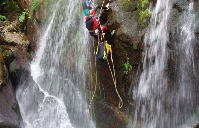 Horizon - Millau canyoning 5 - Millau