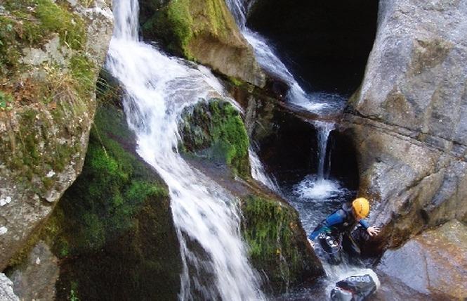 Horizon - Millau canyoning 6 - Millau