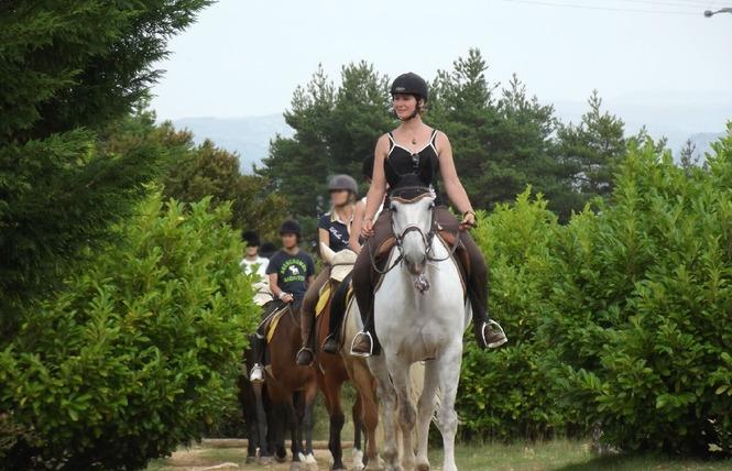 Centre Equestre Le Sonnac 1 - La Cresse
