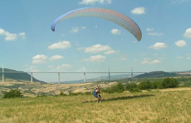 Air Magic Parapente 6 - Millau