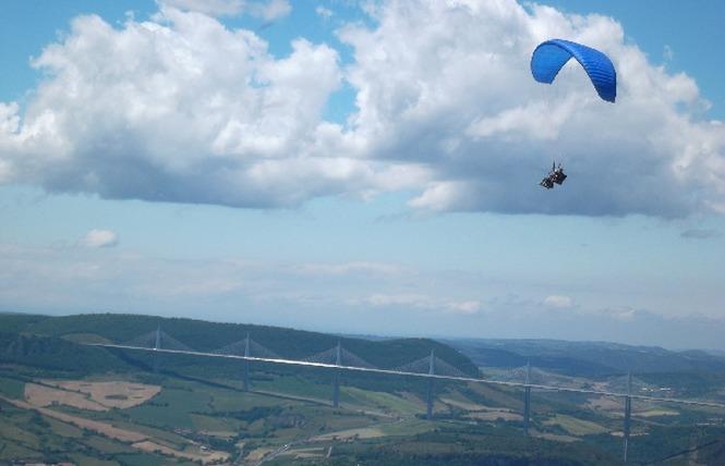 Air Magic Parapente 2 - Millau