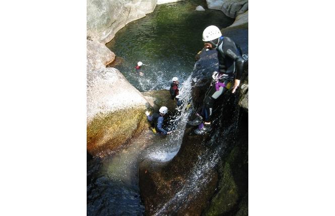 Esprit Nature - Canyon, Randonnée Aquatique 3 - Aguessac