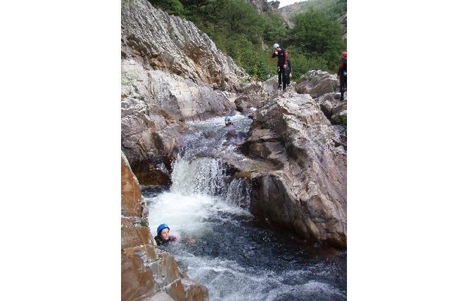 Esprit Nature - Canyon, Randonnée Aquatique 5 - Aguessac