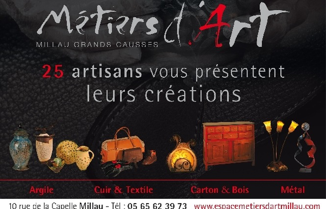 Espace des Métiers d'Art - Millau Art et Savoir faire 6 - Millau