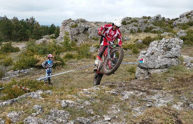 Trial Moto 1 - Lapanouse-de-Cernon