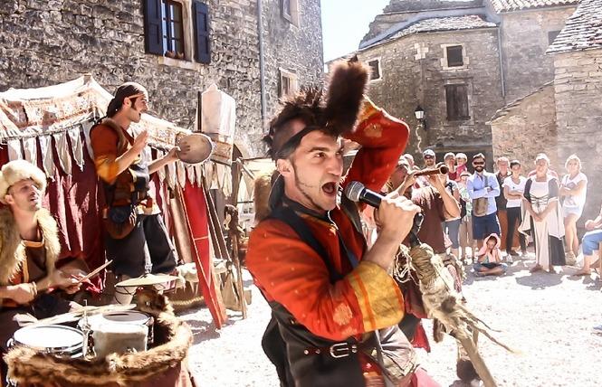 Les Mascarades Médiévales 2 - La Couvertoirade