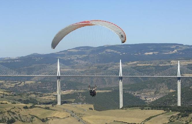 Easy Fly Parapente 4 - Millau