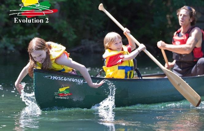 Evolution 2 - Canoe 1 - Creissels