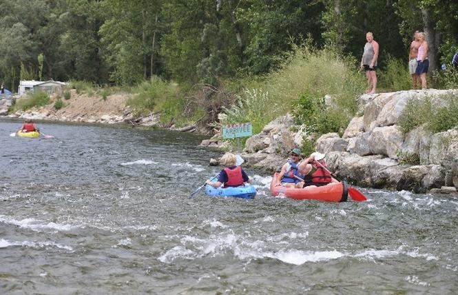 Le Randonneur - Canoë Kayak 2 - Mostuéjouls
