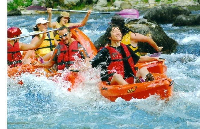 Le Randonneur - Canoë Kayak 1 - Mostuéjouls