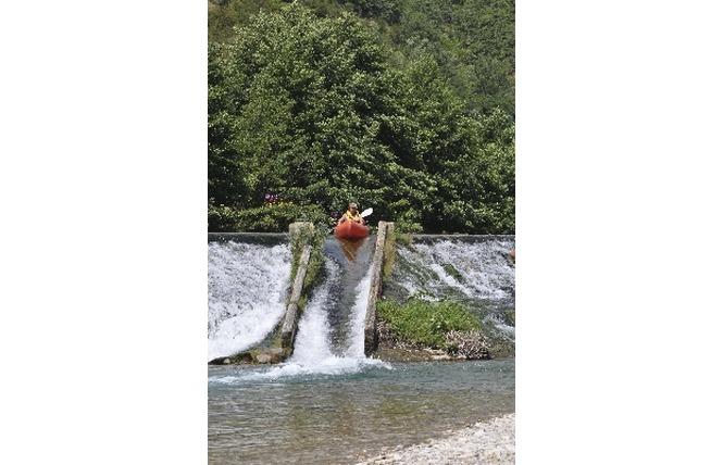 Le Randonneur - Canoë Kayak 5 - Mostuéjouls