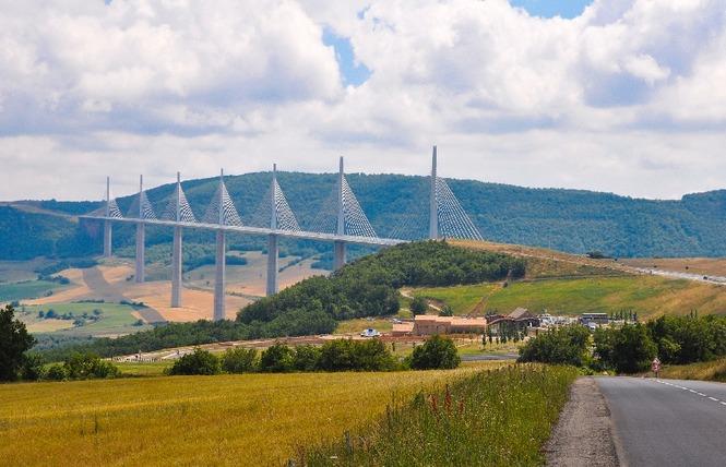 Aire du Viaduc de Millau 2 - Millau