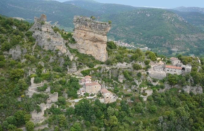 Château de Peyrelade 16 - Rivière-sur-Tarn