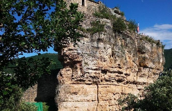 Château de Peyrelade 13 - Rivière-sur-Tarn