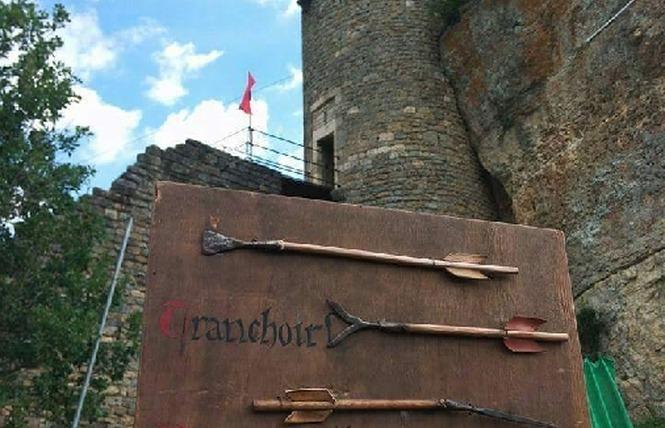 Château de Peyrelade 4 - Rivière-sur-Tarn