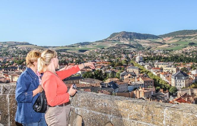 Beffroi de Millau - Tour des Rois d'Aragon 3 - Millau