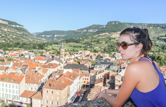 Beffroi de Millau - Tour des Rois d'Aragon 1 - Millau