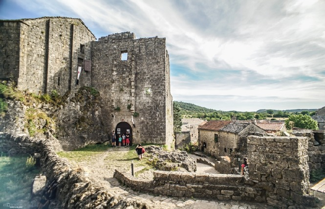 Village fortifié de la Couvertoirade 4 - La Couvertoirade