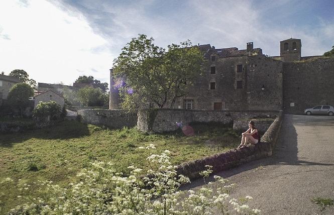 Fort cistercien de St-Jean d'Alcas 5 - Saint-Jean-et-Saint-Paul