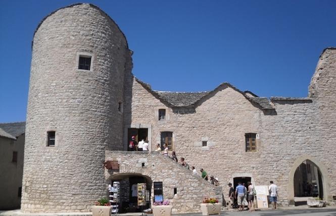 Site Templier et Hospitalier de la Cavalerie 3 - La Cavalerie