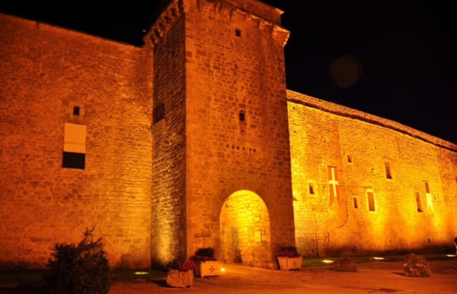 Site Templier et Hospitalier de la Cavalerie 17 - La Cavalerie
