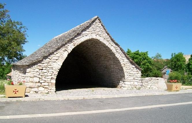 Site Templier et Hospitalier de la Cavalerie 12 - La Cavalerie
