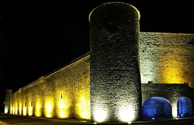 Site Templier et Hospitalier de la Cavalerie 13 - La Cavalerie