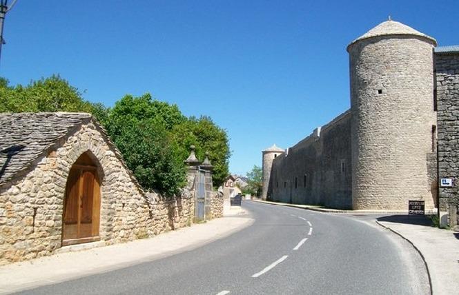 Site Templier et Hospitalier de la Cavalerie 8 - La Cavalerie