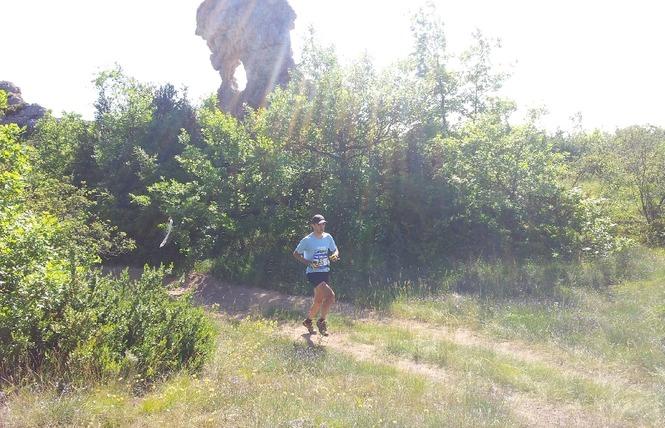 Trail de la Devèze 2 - Lapanouse-de-Cernon