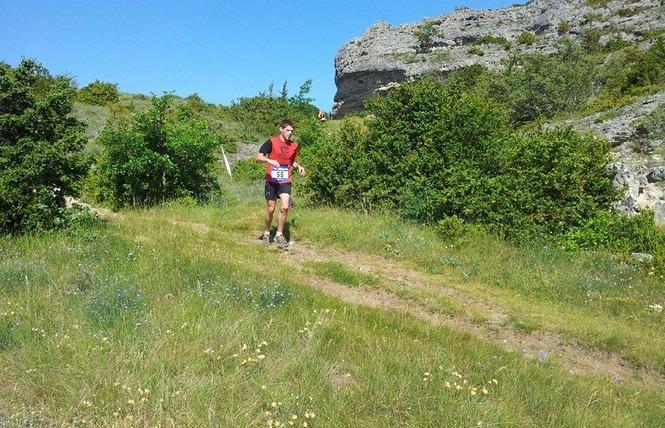 Trail de la Devèze 1 - Lapanouse-de-Cernon