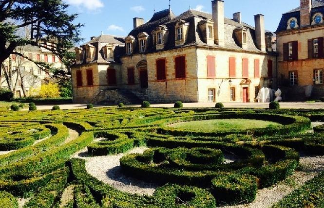 Rendez-vous aux jardins - Hôtel particulier de Sambucy de Sorgue (privé) 2 - Millau