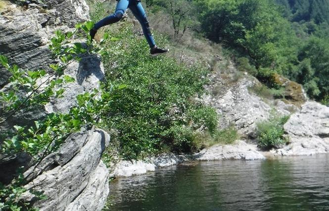 Antipodes Canyoning - Randonnée aquatique 7 - Millau