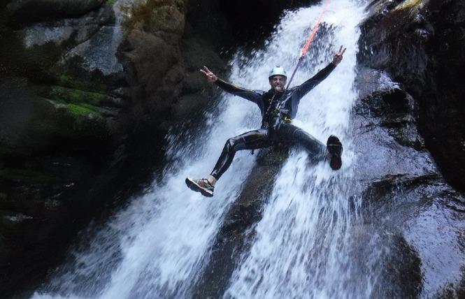 Antipodes Canyoning - Randonnée aquatique 6 - Millau