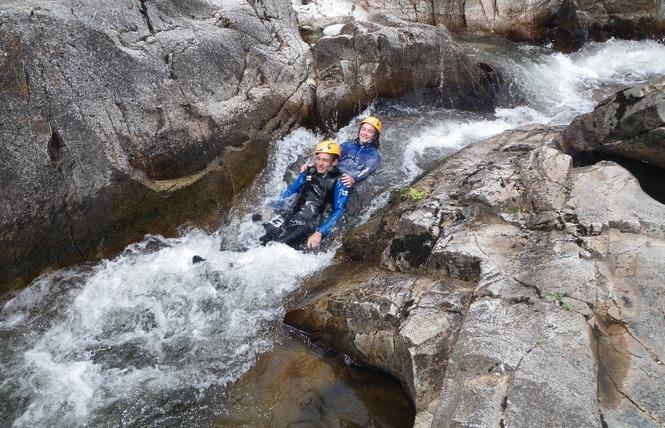 Roc et Canyon - Canyoning avec ou sans cordes 1 - Millau