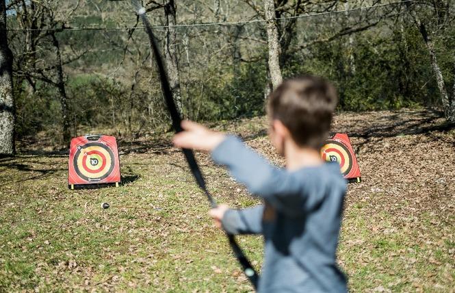Roc et Canyon - Paintball / Swap Archery 3 - Millau