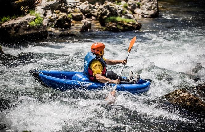 Roc et Canyon - Raft / Hotdog (mini-raft) 4 - Millau