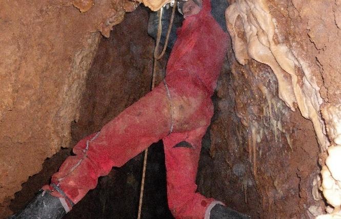 Roc et Canyon - Spéléologie 1 - Millau