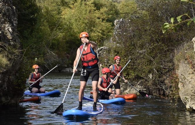 Roc et Canyon - Canoë Kayak et Stand up paddle 6 - Millau