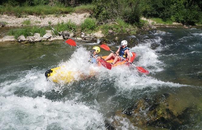 Roc et Canyon - Canoë Kayak et Stand up paddle 5 - Millau
