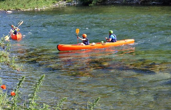 Le Randonneur - Canoë Kayak 8 - Mostuéjouls