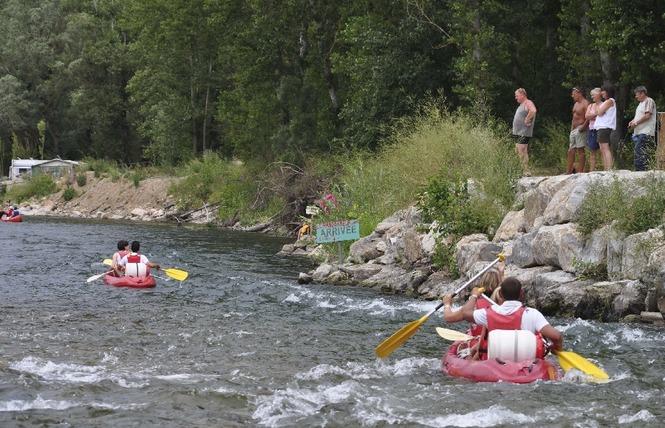 Le Randonneur - Canoë Kayak 7 - Mostuéjouls