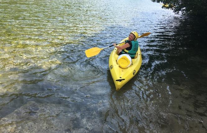 Coule à Pic - Location de canoë 6 - Mostuéjouls
