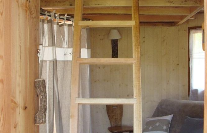 La Cachette - Cabanes perchées 14 - Rivière-sur-Tarn