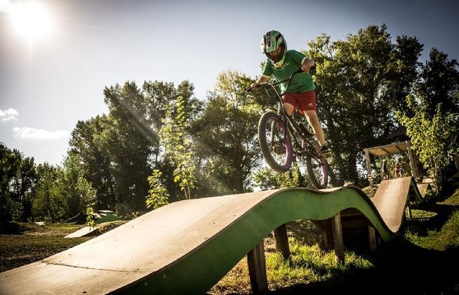 Duverbike - Bikepark 8 - Millau