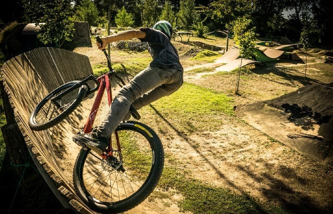 Duverbike - Bikepark 6 - Millau