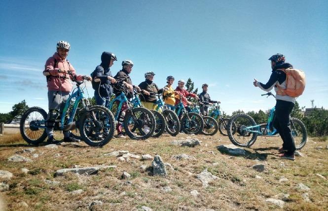 Duverbike - Bikepark 10 - Millau