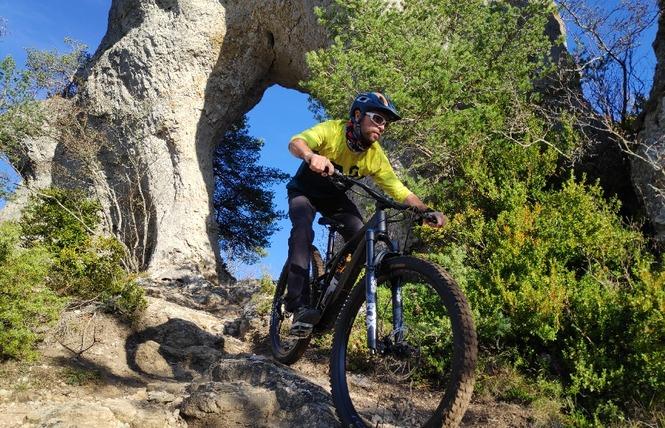 Duverbike - Bikepark 9 - Millau