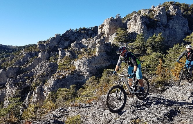 Duverbike - Bikepark 12 - Millau