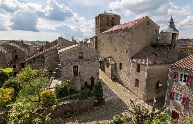 Fort cistercien de St-Jean d'Alcas 1 - Saint-Jean-et-Saint-Paul